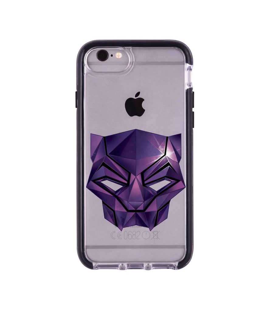 Black Panther Logo - Extreme Mobile Case for iPhone 6S
