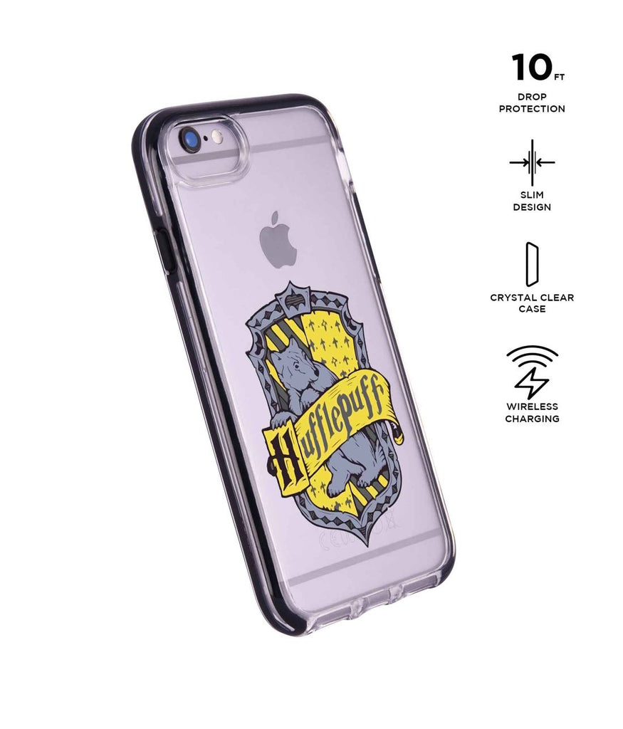 Crest Hufflepuff - Extreme Phone Case for iPhone 6S Plus