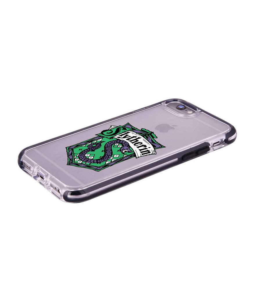 Crest Slytherin - Extreme Phone Case for iPhone 6S Plus