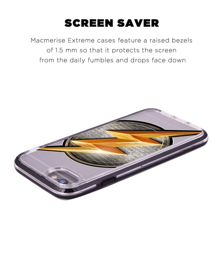 Flash Storm - Extreme Phone Case for iPhone 6S