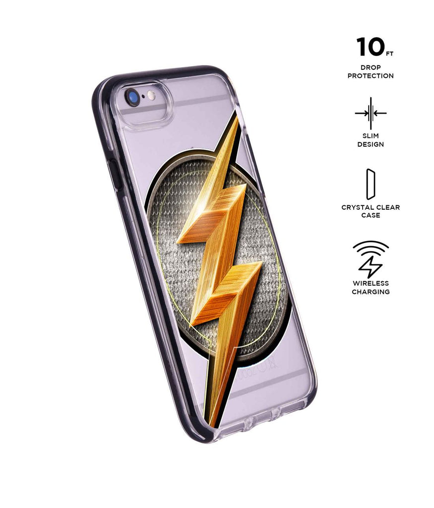 Flash Storm - Extreme Phone Case for iPhone 6S Plus