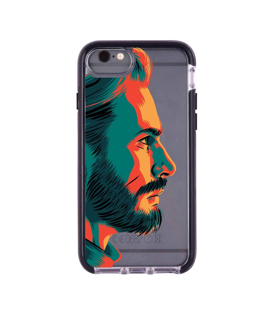 Illuminated Captain America - Extreme Phone Case for iPhone 6S Plus