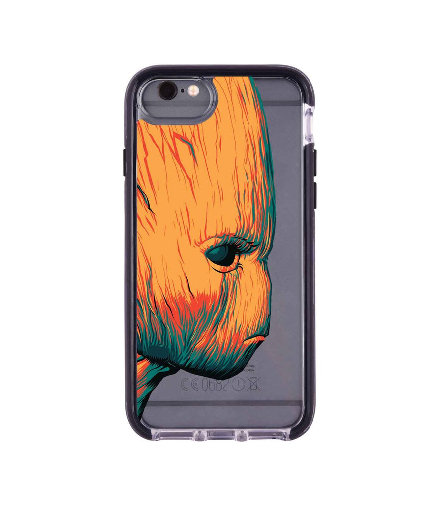 Illuminated Groot - Extreme Phone Case for iPhone 6S Plus