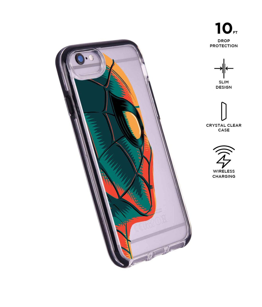 Illuminated Spiderman - Extreme Phone Case for iPhone 6S