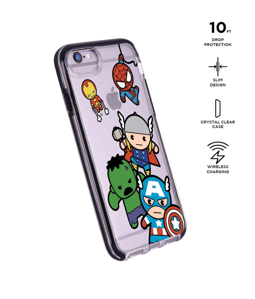Kawaii Art Marvel Comics - Extreme Phone Case for iPhone 6S