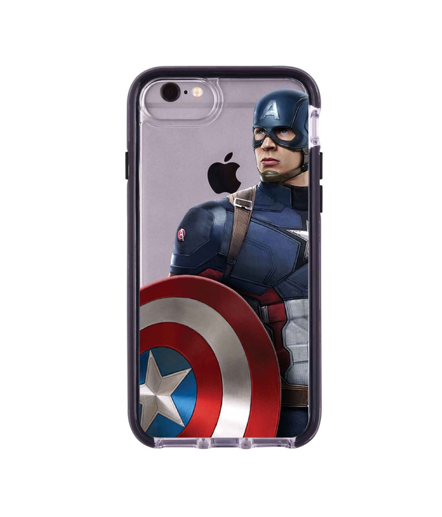 Team Blue Captain - Extreme Mobile Case for iPhone 6S