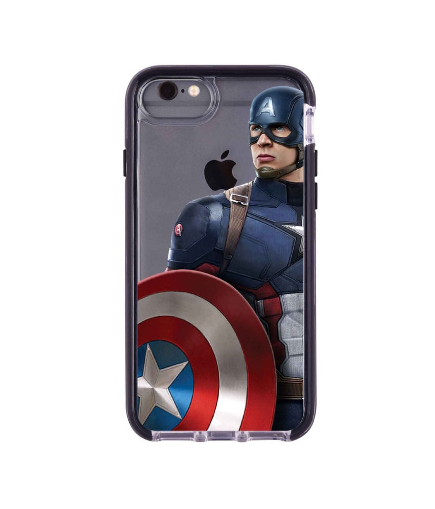 Team Blue Captain - Extreme Phone Case for iPhone 6S