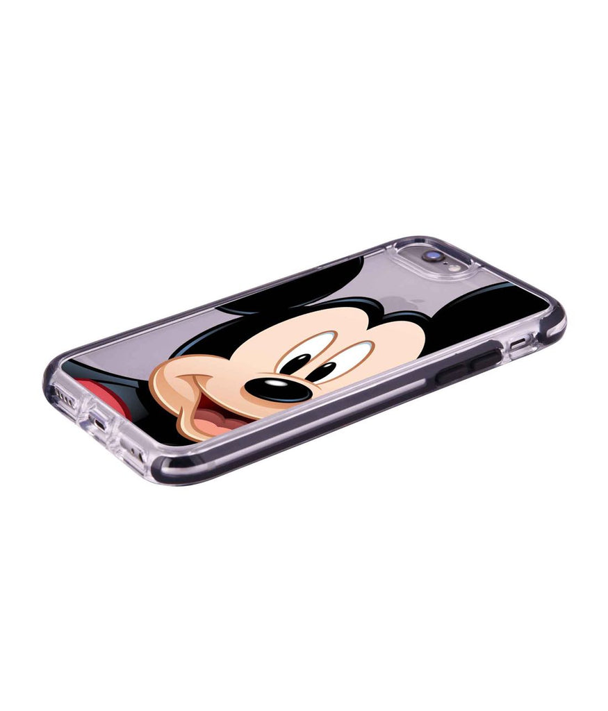 Zoom Up Mickey - Extreme Phone Case for iPhone 6S Plus