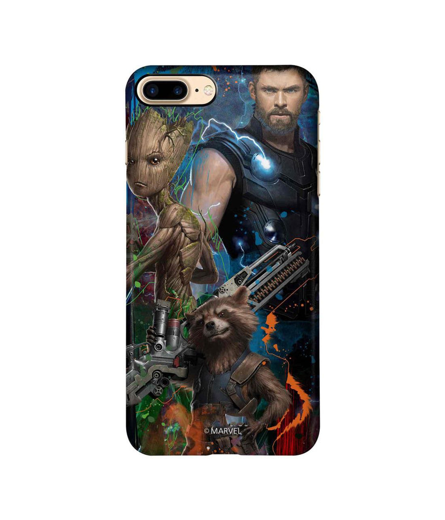 Guardians and Thor - Pro Phone Cases For Apple iPhone 7 Plus