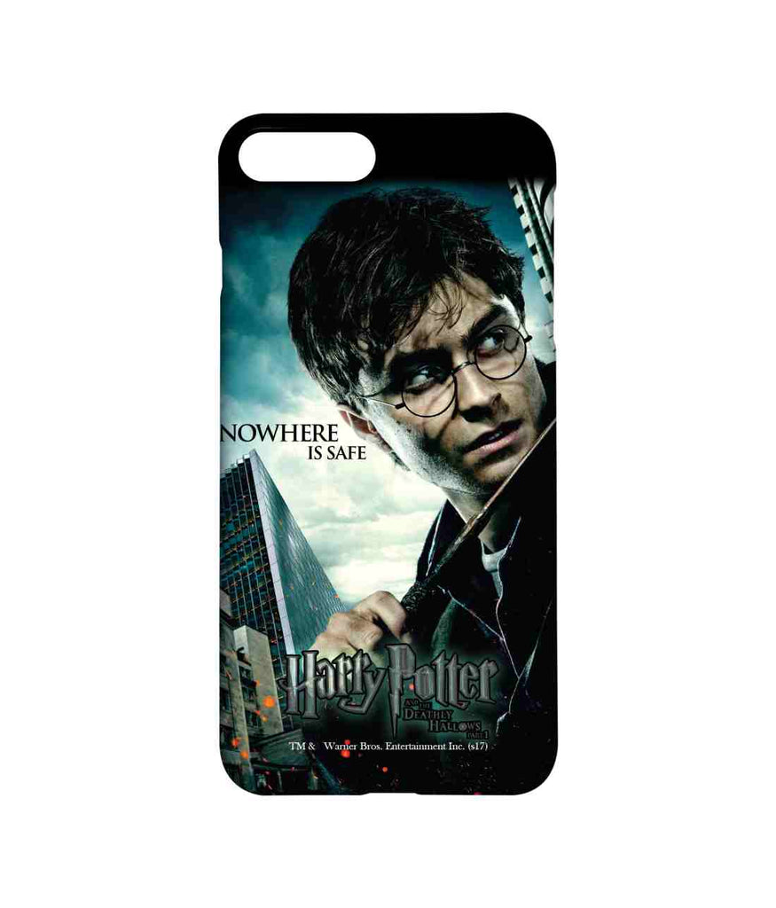 Harry Nowhere is Safe - Pro Phone Cases For Apple iPhone 7 Plus