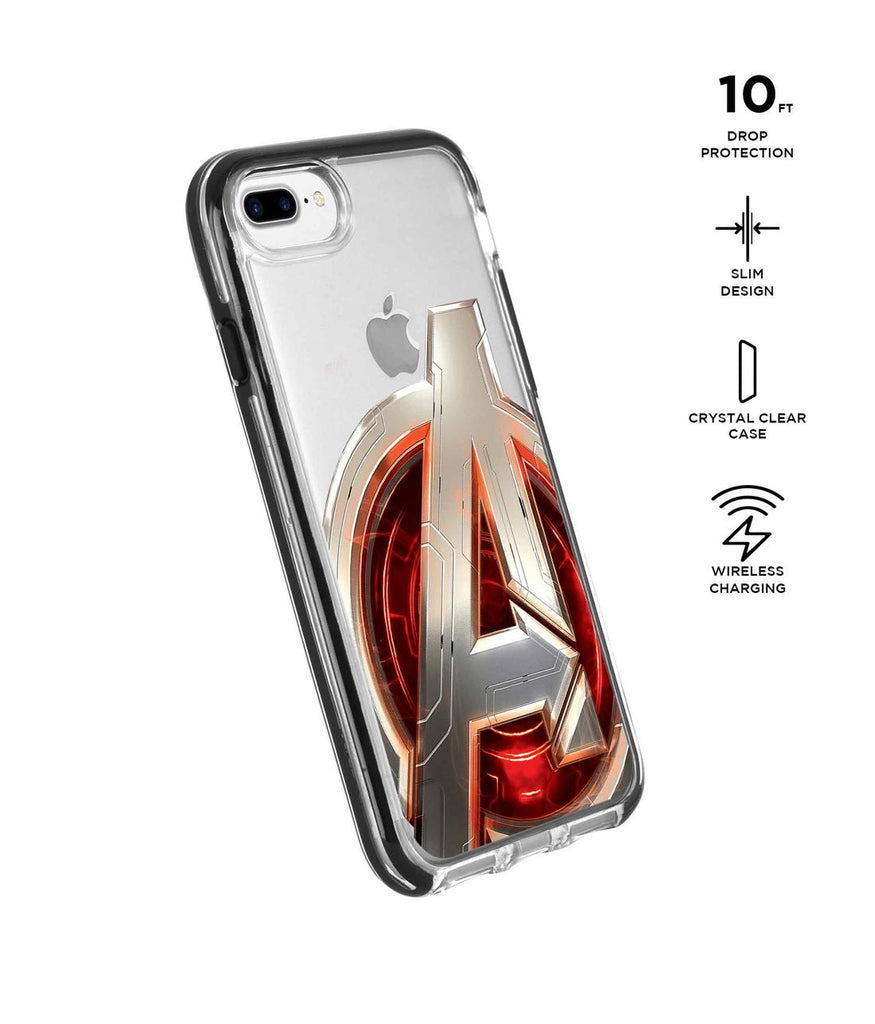 Avengers Version 2 - Extreme Phone Case for iPhone 8 Plus
