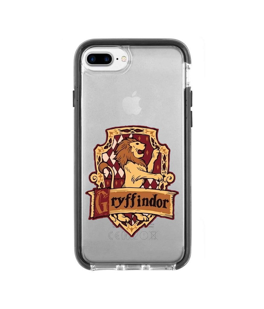 Crest Gryffindor - Extreme Mobile Case for iPhone 7 Plus