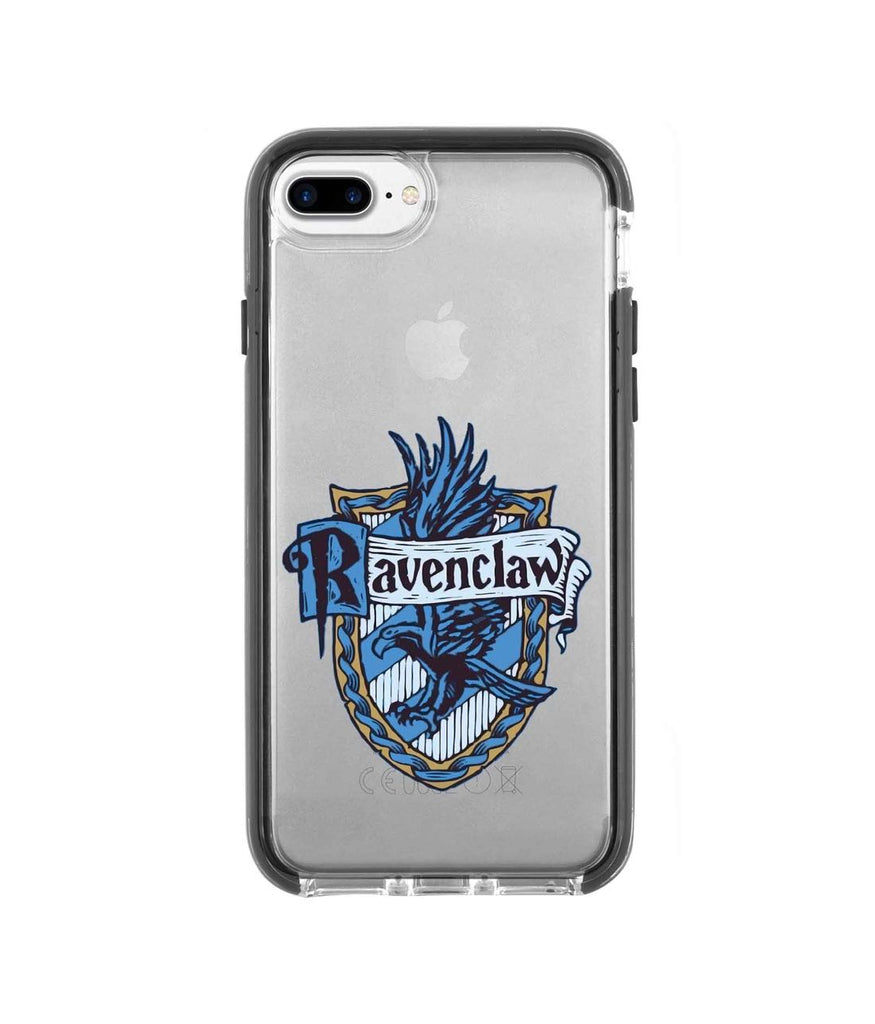 Crest Ravenclaw - Extreme Mobile Case for iPhone 7 Plus