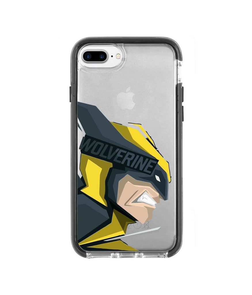 Dont Mess with Wolverine - Extreme Mobile Case for iPhone 7 Plus