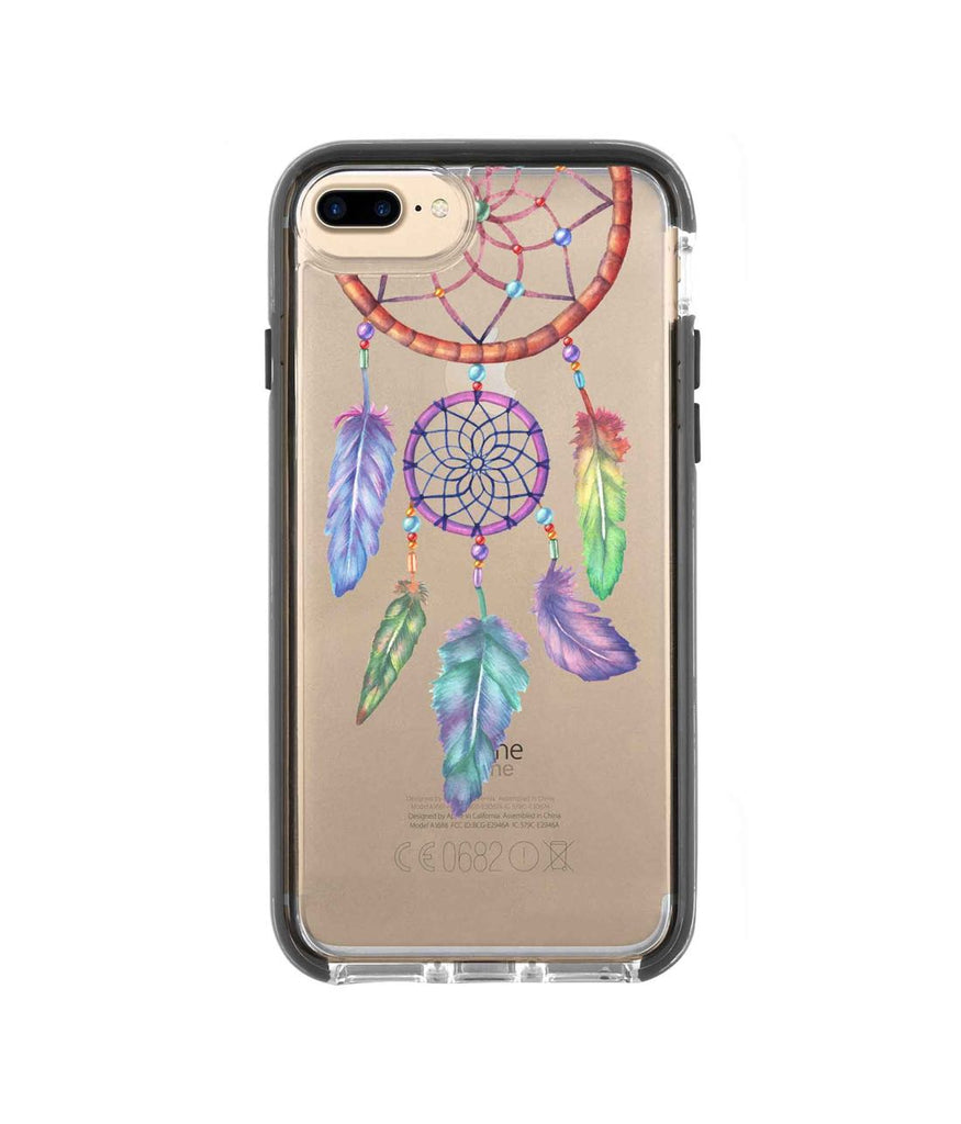 Dream Catcher Feathers - Extreme Phone Case for iPhone 8 Plus