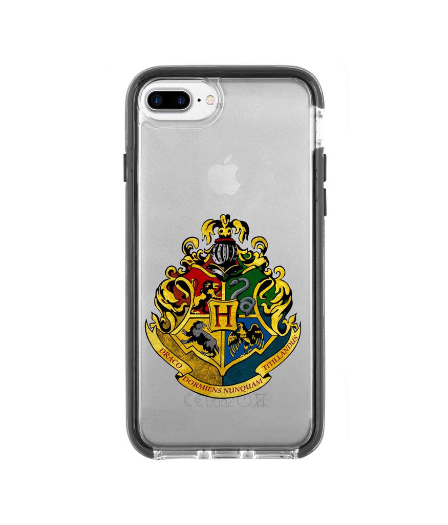 Hogwarts Sigil - Extreme Mobile Case for iPhone 7 Plus