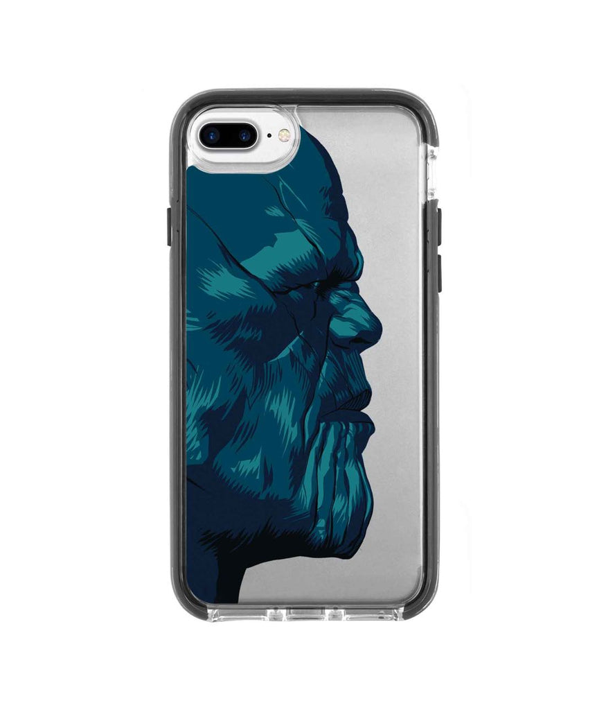 Illuminated Thanos - Extreme Mobile Case for iPhone 7 Plus