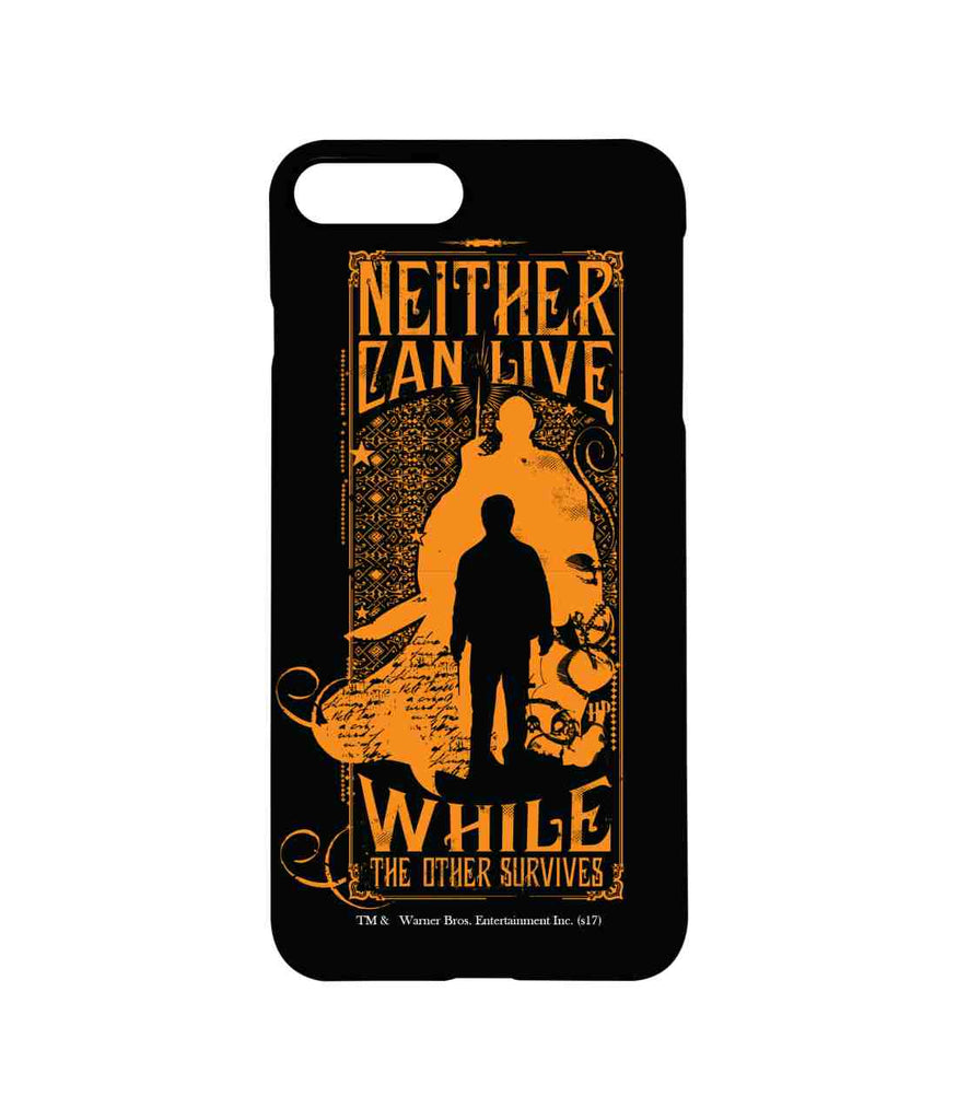 Harry vs Voldemort - Pro Phone Cases For Apple iPhone 8 Plus