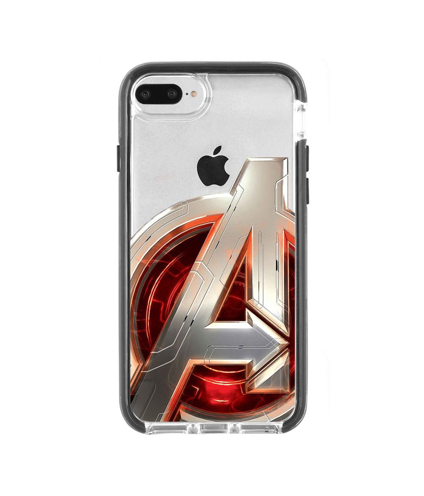 Avengers Version 2 - Extreme Mobile Case for iPhone 8 Plus