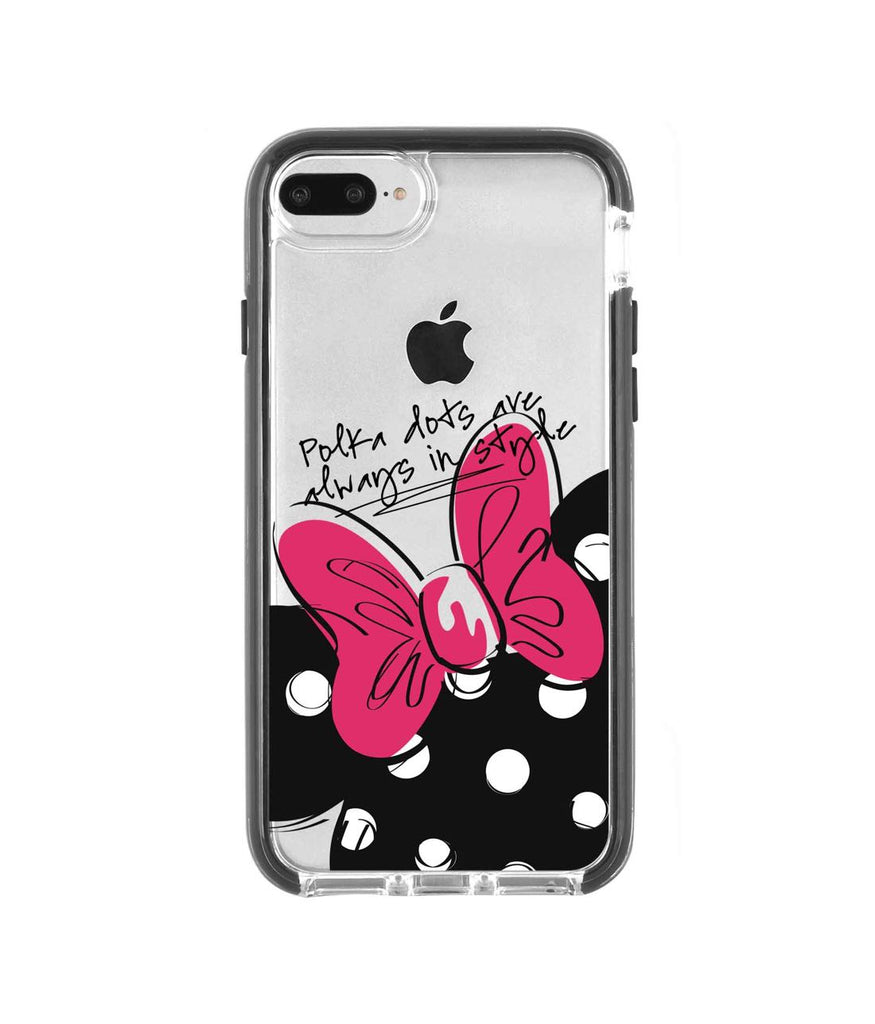 Polka Minnie - Extreme Mobile Case for iPhone 8 Plus