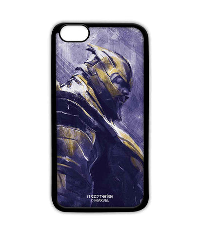 Thanos suited up - Sublime Phone Case For iPhone 6
