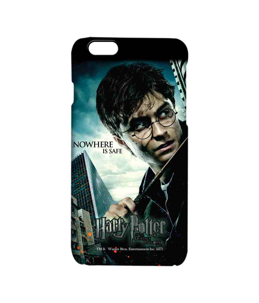 Harry Nowhere is Safe - Pro Phone Cases For Apple iPhone 6