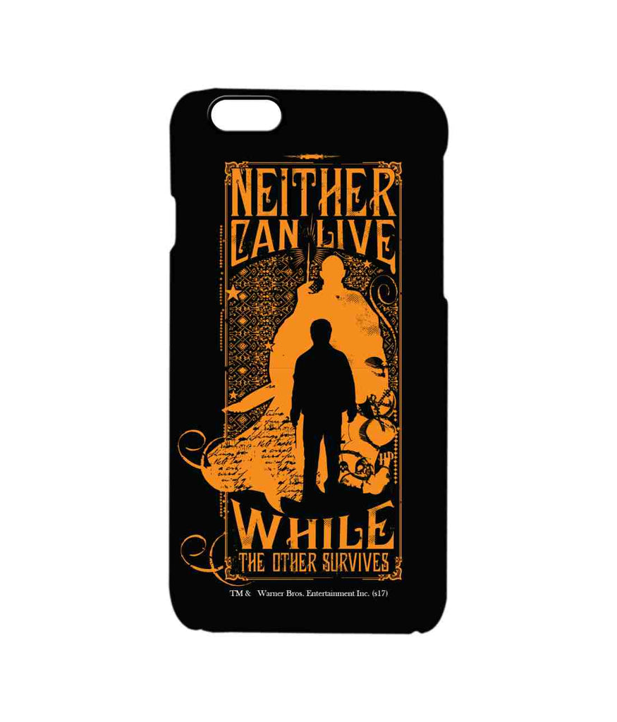 Harry vs Voldemort - Pro Phone Cases For Apple iPhone 6
