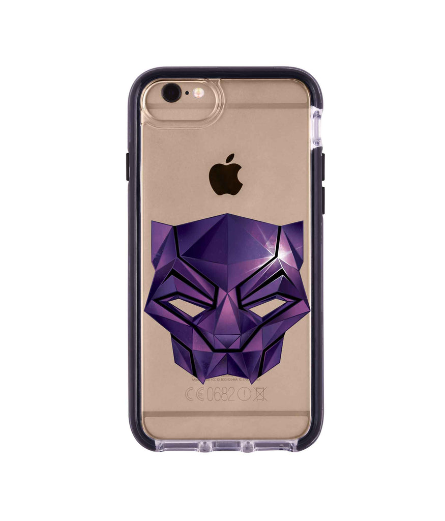 Black Panther Logo - Extreme Phone Case for iPhone 6