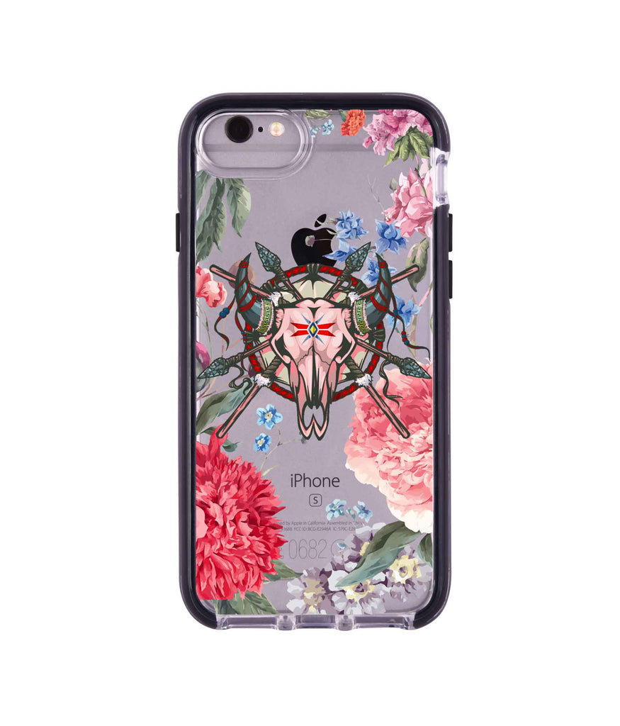 Floral Symmetry - Extreme Mobile Case for iPhone 6