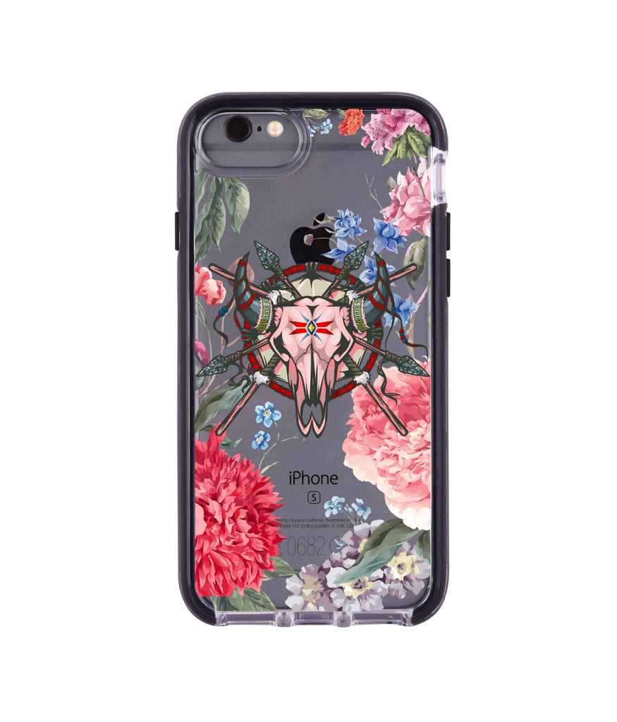 Floral Symmetry - Extreme Phone Case for iPhone 6