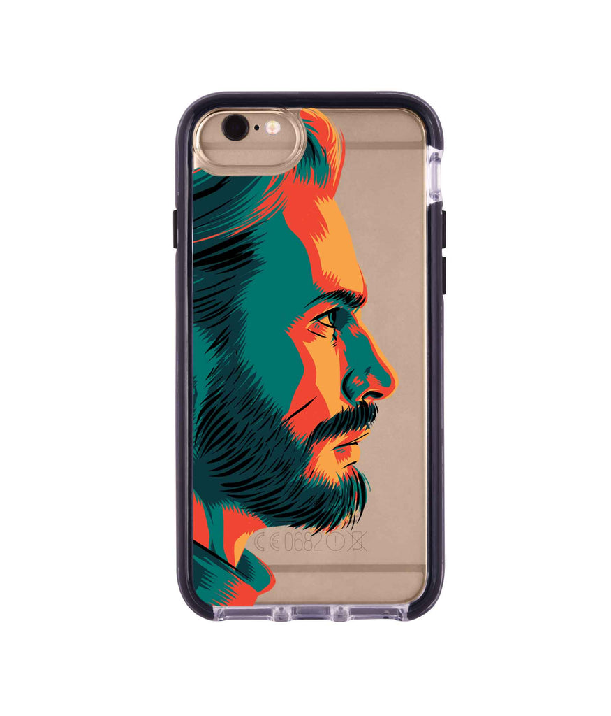 Illuminated Captain America - Extreme Phone Case for iPhone 6 Plus