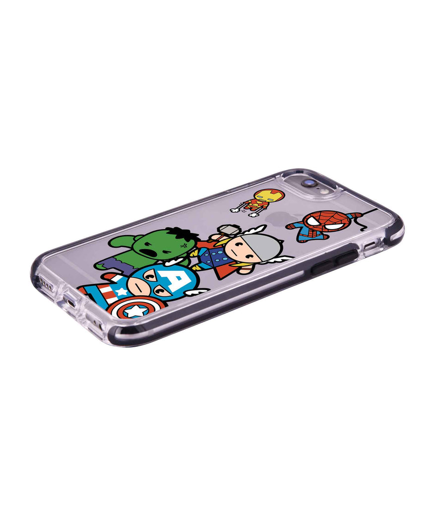 Kawaii Art Marvel Comics - Extreme Phone Case for iPhone 6