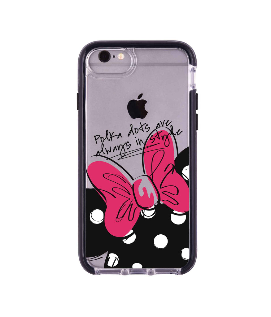 Polka Minnie - Extreme Mobile Case for iPhone 6