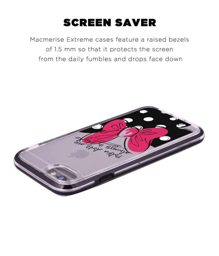 Polka Minnie - Extreme Phone Case for iPhone 6