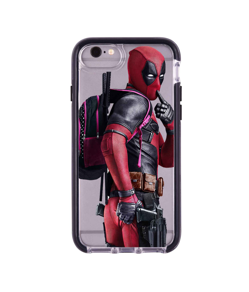 Smart Ass Deadpool - Extreme Mobile Case for iPhone 6