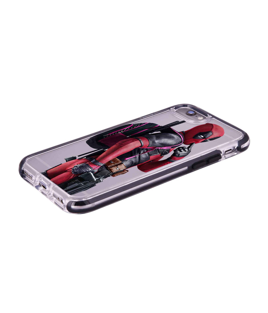 Smart Ass Deadpool - Extreme Phone Case for iPhone 6