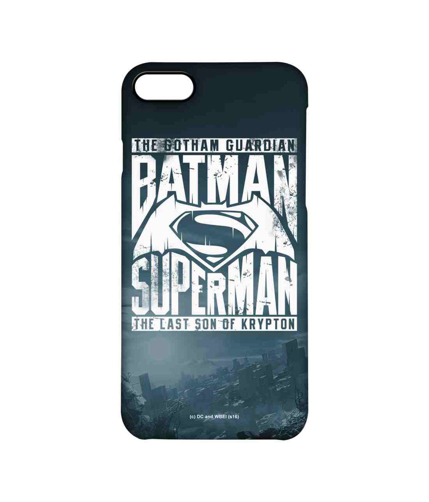 Gotham vs Krypton Blue - Pro Phone Cases For Apple iPhone 7