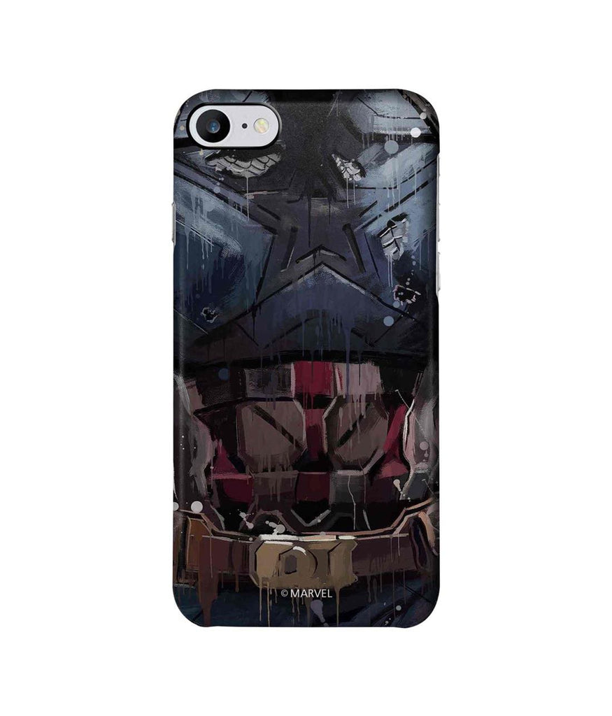 Grunge Suit Steve - Pro Phone Cases For Apple iPhone 7