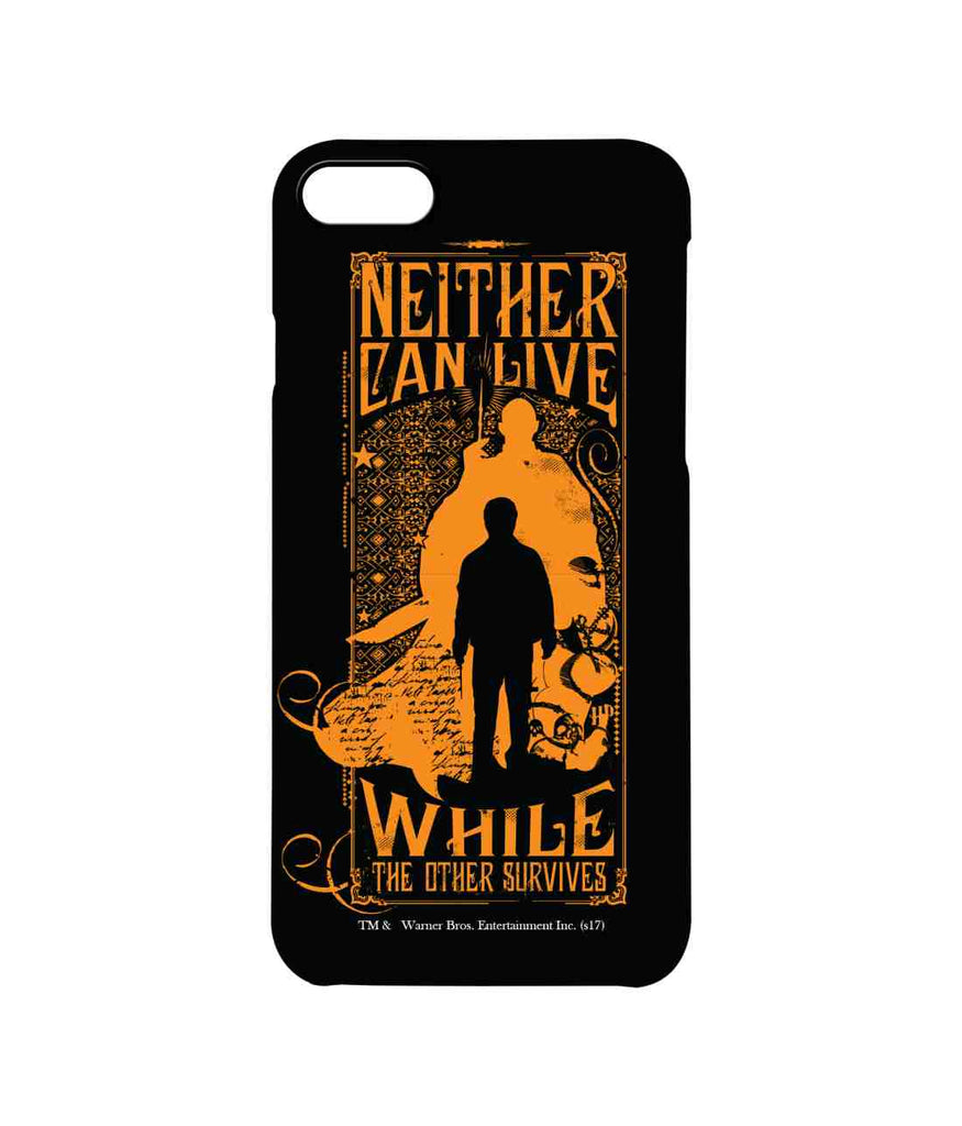 Harry vs Voldemort - Pro Phone Cases For Apple iPhone 7