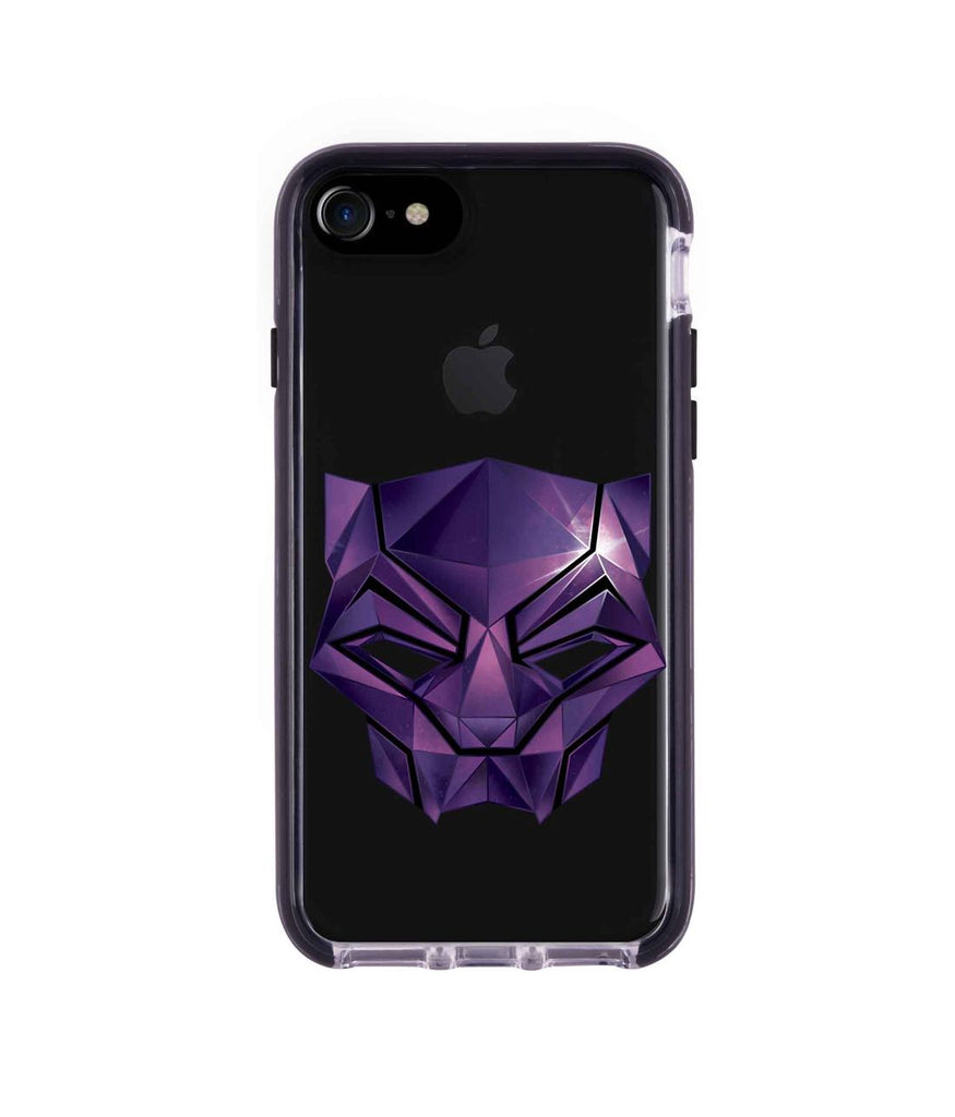 Black Panther Logo - Extreme Phone Case for iPhone 8