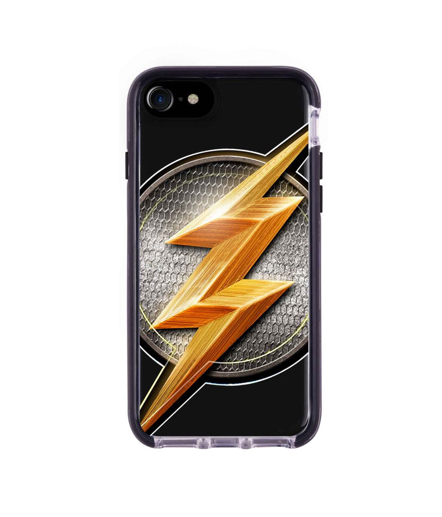 Flash Storm - Extreme Phone Case for iPhone 8