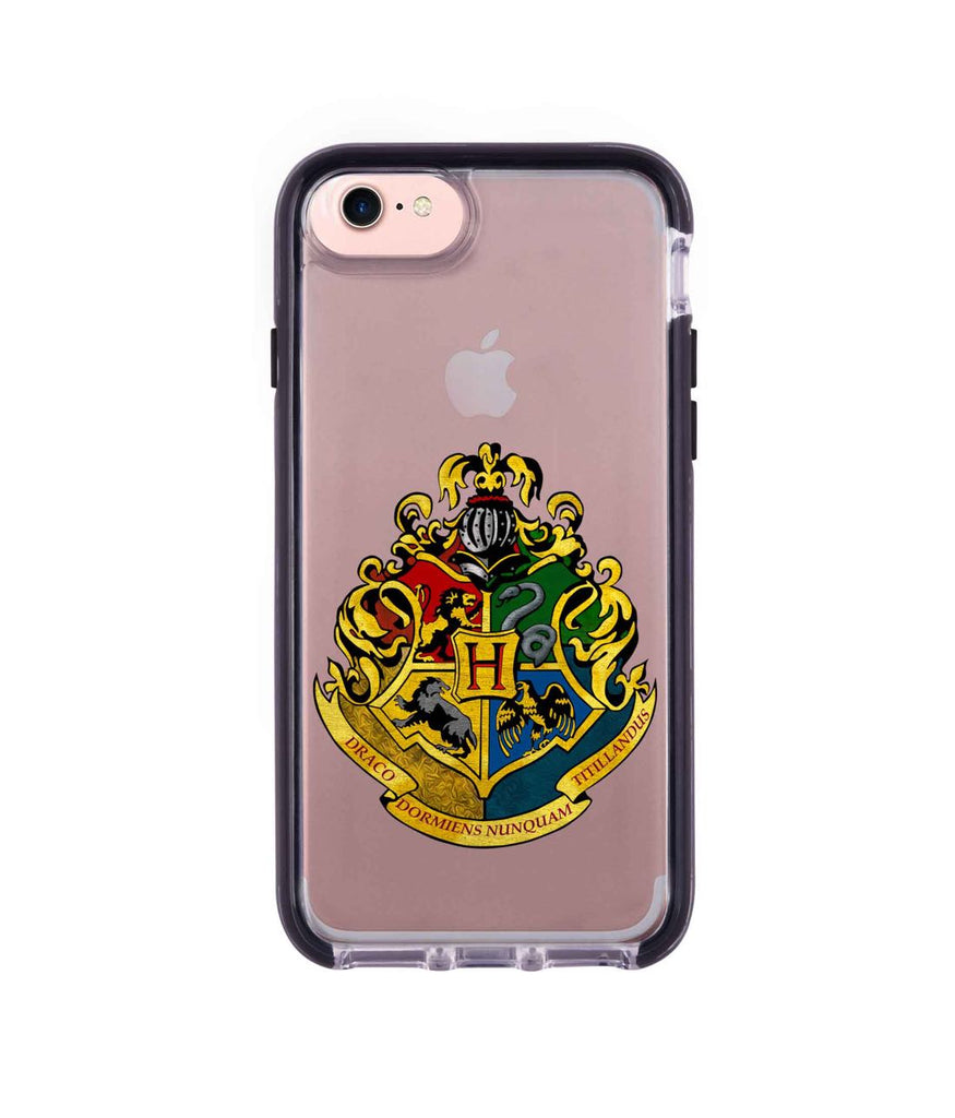 Hogwarts Sigil - Extreme Phone Case for iPhone 8