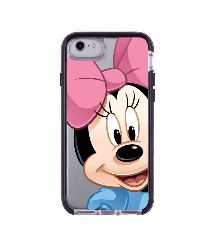 Zoom Up Minnie - Extreme Mobile Case for iPhone 7
