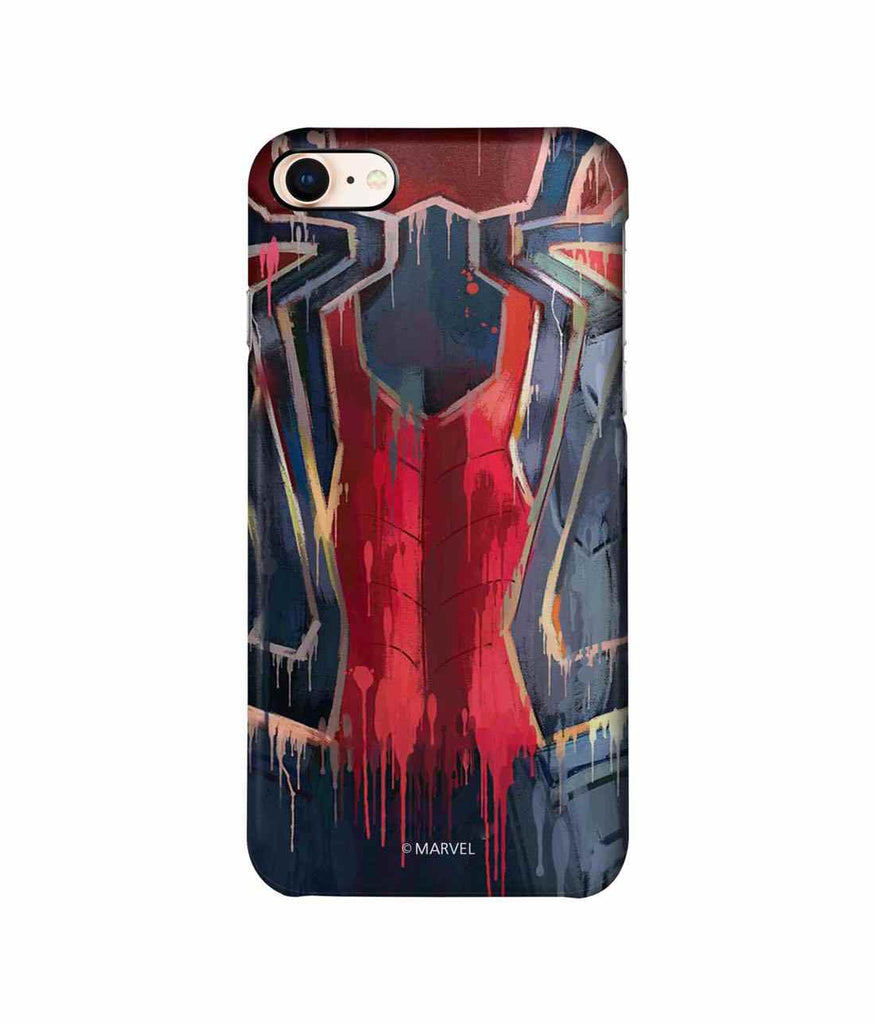 Grunge Suit Spidey - Pro Phone Cases For Apple iPhone 8