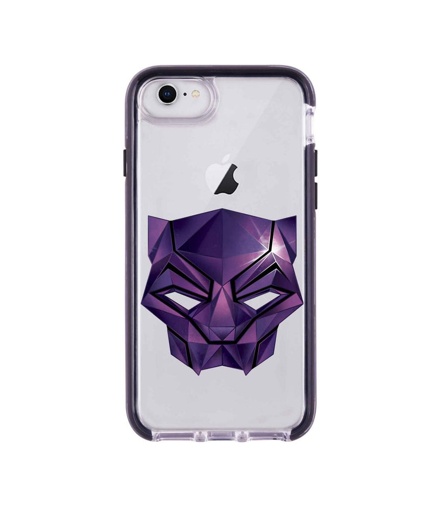 Black Panther Logo - Extreme Mobile Case for iPhone 8