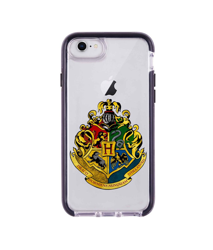 Hogwarts Sigil - Extreme Mobile Case for iPhone 8