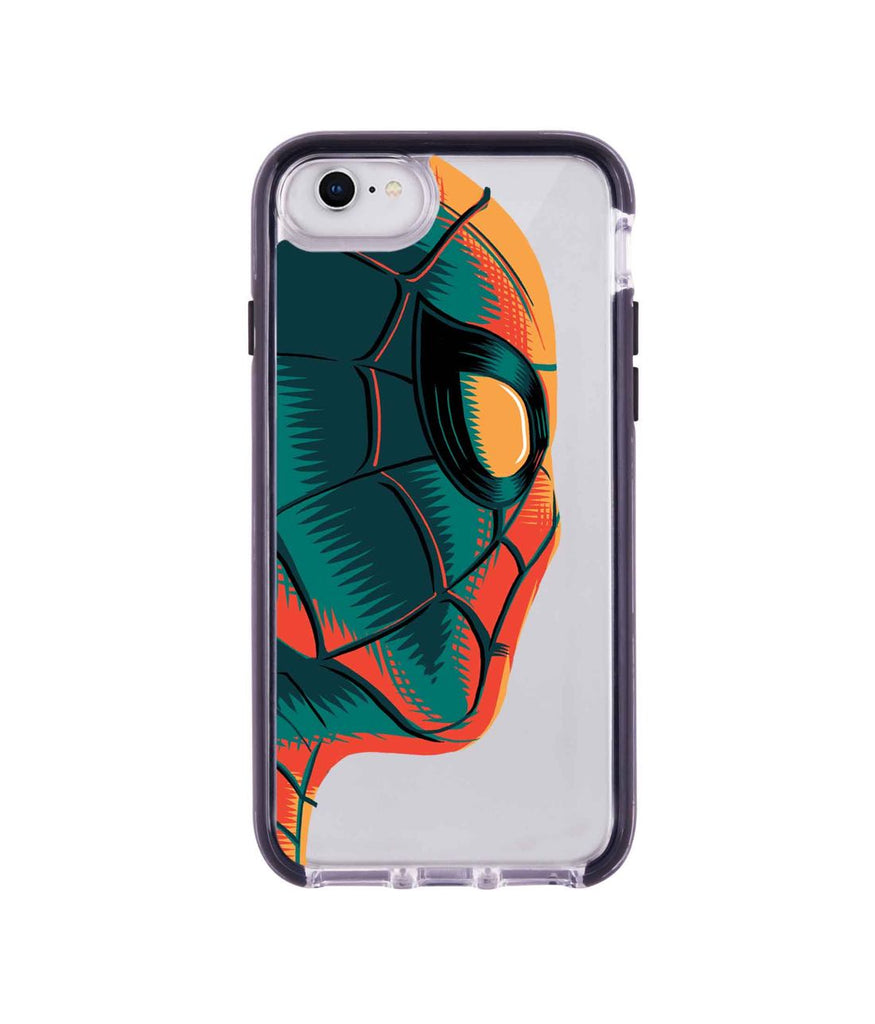 Illuminated Spiderman - Extreme Mobile Case for iPhone 8