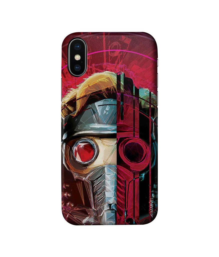 Grunge Suit StarLord - Pro Phone Cases For Apple iPhone X