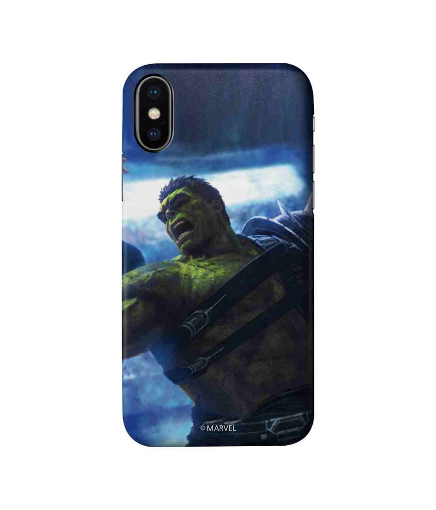 Hulkaminator - Pro Phone Cases For Apple iPhone X