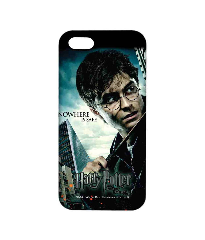 Harry Nowhere is Safe - Pro Phone Cases For Apple iPhone SE